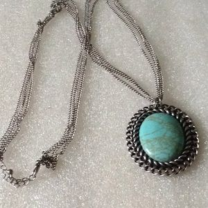 Vintage Santa Rosa turquoise necklace